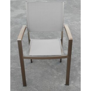 Carino Stacking Garden Chair By Sol 72 Outdoor