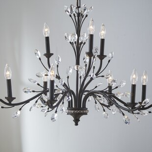 Alcott Hill Hammel 9-Light Chandelier