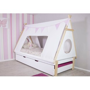 Teepee Tent Single Tent Bed With Trundle By Isabelle & Max