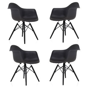 Sharice Dining Chair (Set of 4) by Wrough..