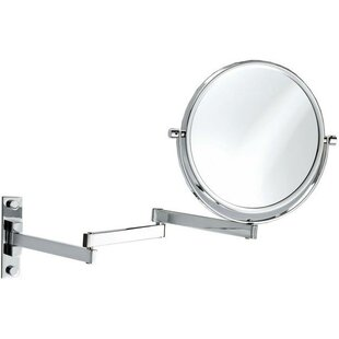 Koziol Swivel and Extendable Makeup/Shaving Mirror BySymple Stuff