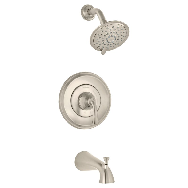 American Standard Patience Diverter Tub And Shower Faucet Wayfair
