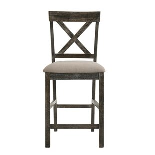Vanderpool 25 Bar Stool (Set of 2) by Gracie Oaks