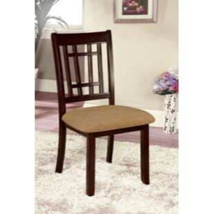 Kinzey Upholstered Dining Chair (Set of 2..