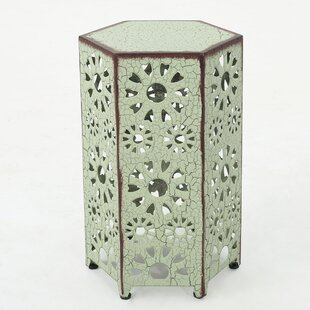 Great Price Crepeau End Table By Bungalow Rose