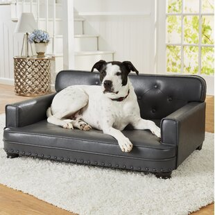 Gray Sofa Dog Beds You\'ll Love | Wayfair