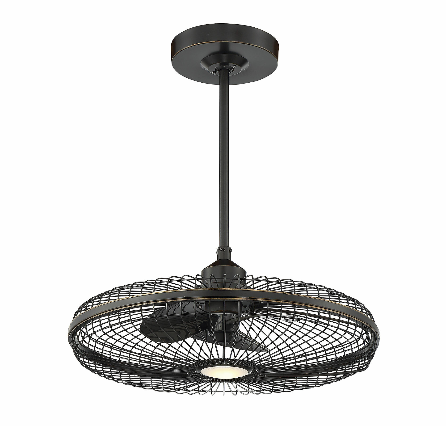 14 Yeates 3 Blade Led Ceiling Fan With