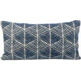 Millan Geometric Lumbar Pillow