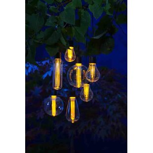 Hymes 7-Light Novelty String Light By Sol 72 Outdoor