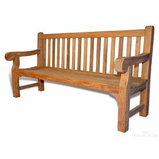 Teak Hyde Garden Bench