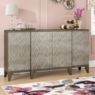 Kattie 4 Door Accent Cabinet by Rosdorf Park Design