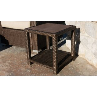 Olivo Rattan Side Table