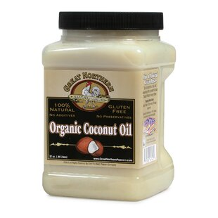 32 oz. Premium Organic Coconut Oil