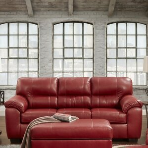 Rainsburg Red Sleeper Sofa by ..