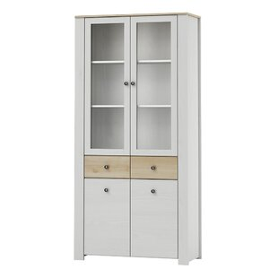 Latitude Run Akef Display China Cabinet