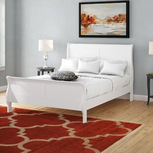 Compare prices Emily Sleigh Bed by Grovelane Teen Reviews (2019) & Buyer's Guide