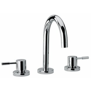 Jewel Faucets J16 Bath Series Widespread Bathroom Faucet with Drain Assembly