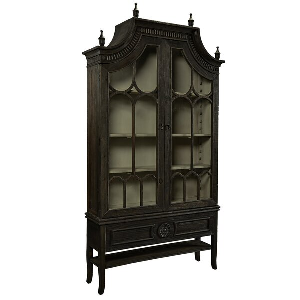 Furniture Classics Reims Cathedral Arched China Cabinet