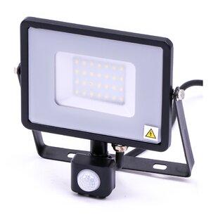 1-Light LED Flood Light By Symple Stuff
