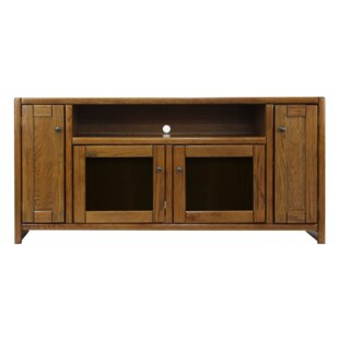 Conner Solid Wood TV Stand For TVs Up To 85