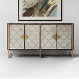 Melange Classic Credenza by Hooker Furniture