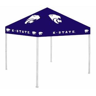 Rivalry NCAA 9 Ft. W x 9 Ft. D Steel Pop-Up Canopy