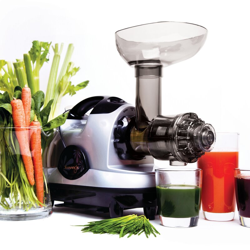 Best Masticating Juicers, Kuvings Slow Masticating Juicer