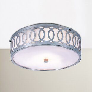 Mercury Row Koster Flush Mount