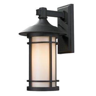 Buying McKew 1-Light Outdoor Wall Lantern By Bloomsbury Market