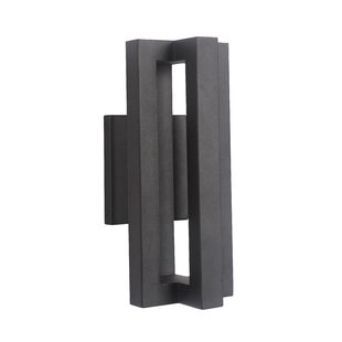 Grundy 3-Light Outdoor Sconce by Wade Logan