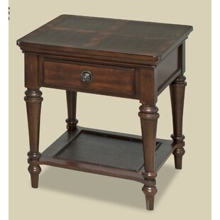 Canora Grey Pacheco End Table with Storage