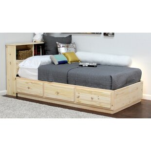 Comparison Twin Panel Bed ByGothic Furniture
