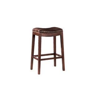 Furniture Classics Leather Backless Bar S..