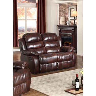 Comparison Swarey Reclining Loveseat by Winston Porter Reviews (2019) & Buyer's Guide