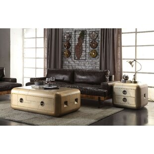 Regina 2 Piece Coffee Table Set