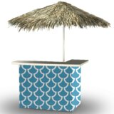 Fun with Fins Tiki Bar Set