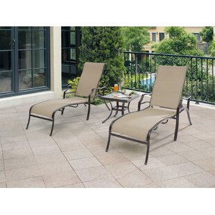 Chantilly 3 Piece Lounge Seating Group