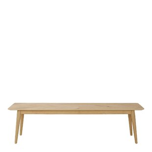 Chrisley Wood Bench By Hykkon