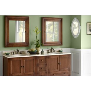Milano 73 Double Bathroom Vanity Set By Ronbow