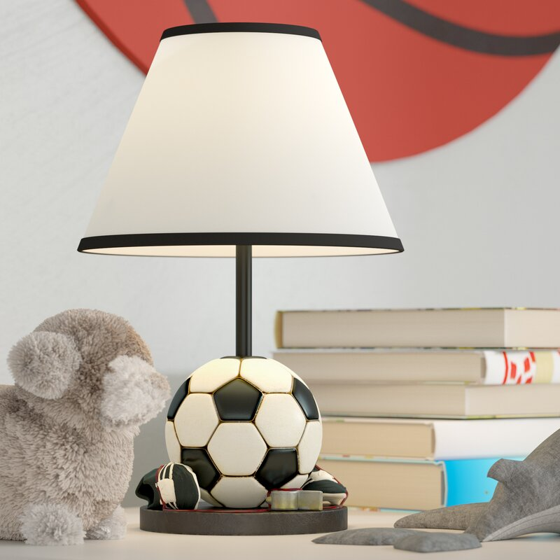 Arlinna Soccer Ball 15 75 Table Lamp
