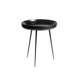Medium Bowl End Table by Mater