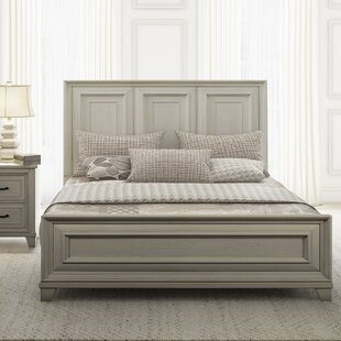 Montauk Panel Bed by TOV Furniture Modern