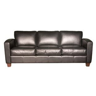 Purchase Azuela Leather Sofa by Loon Peak Reviews (2019) & Buyer's Guide