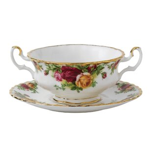 Old Country Roses Soup Bowls | Wayfair