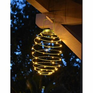 Ishani 1 Light LED Decorative And Accent Light By Sol 72 Outdoor