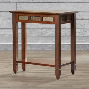 Ardclinis Mountain End Table by Loon Peak