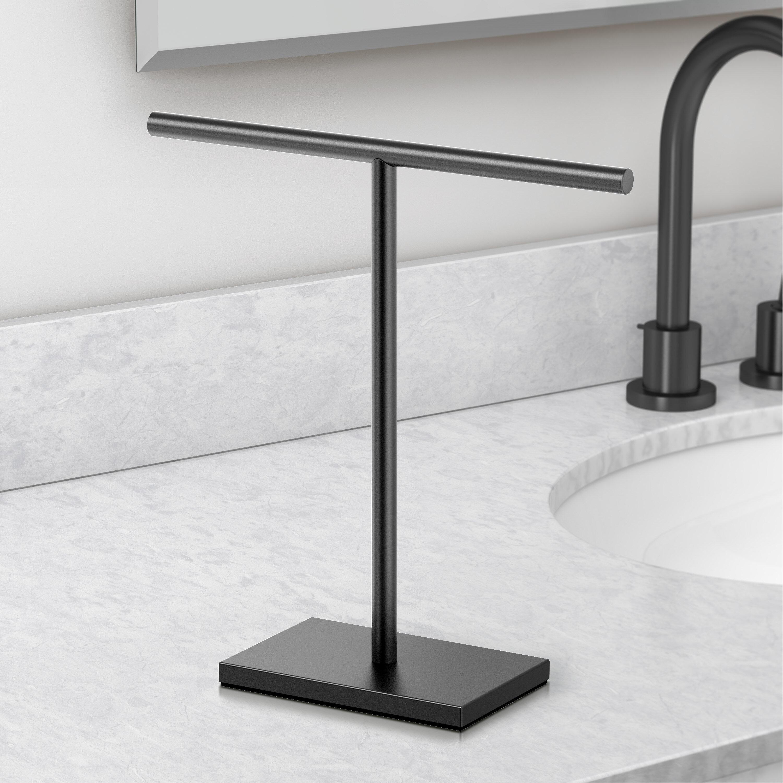 Gatco Countertop Towel Stand Reviews