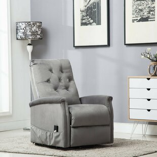 Best Price Fort Hamilton Tufted Power Lift Recliner by Red Barrel Studio Reviews (2019) & Buyer's Guide