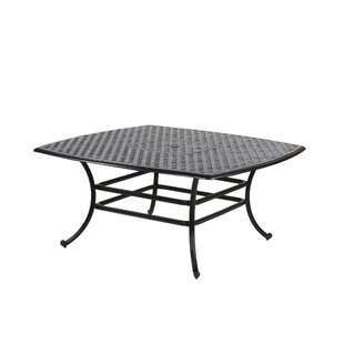 Palmview Square Dining Table For 8 by Fleur De Lis Living Design