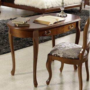 Royce Oval Desk by Canora Grey